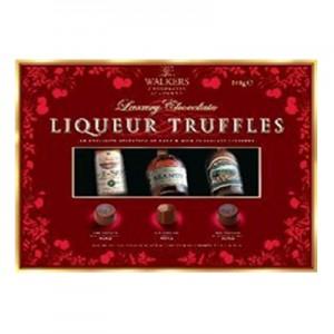 Walkers Liqueur Truffles Collection