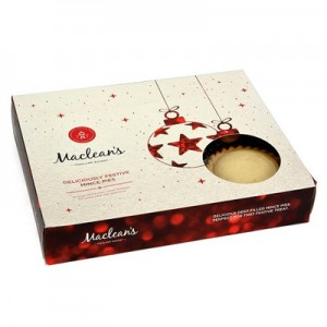 Maclean's Mince Pies