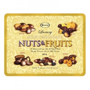 Walkers Nuts & Fruits Assortment