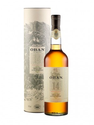 Oban Single Malt Scotch Whisky