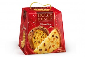 Dolce Forneria Panettone 500g