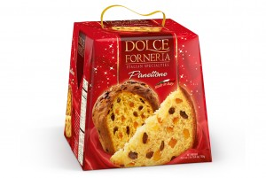 Dolce Forneria Panettone 750g
