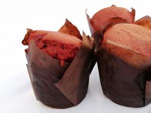Muffin Red Velvet 2-pack