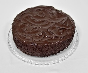 Rich Chocolate Cake
