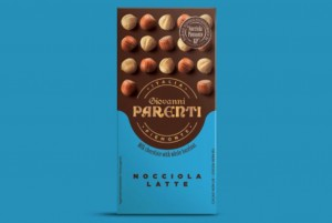 Giovanni Parenti Tavoletta Nocciola Latte