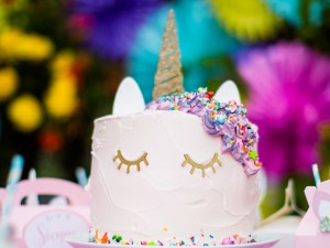 Birthday Cake - Unicorn