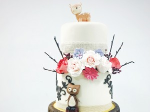 Birthday Cake - Woodlands