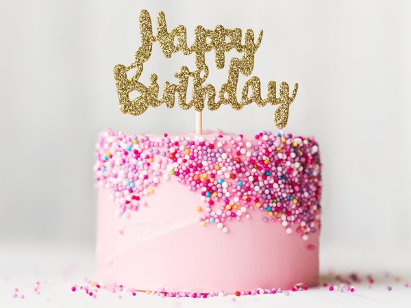 Prime Birthday Cake Sprinkles Birthday Cakes Cakes Bakes Personalised Birthday Cards Epsylily Jamesorg